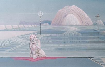 El Buda de la Patagonia por A. Tenaglia - Zhèng gông, OHY